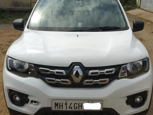 Used 2017 Renault KWID MT for sale in Pune