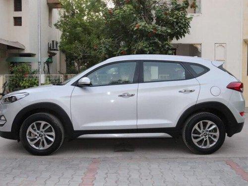 Used 2017 Hyundai Tucson MT for sale in Ahmedabad