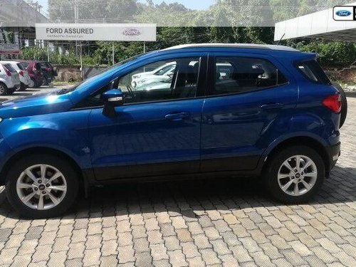 Used Ford EcoSport 2018 MT for sale in Edapal