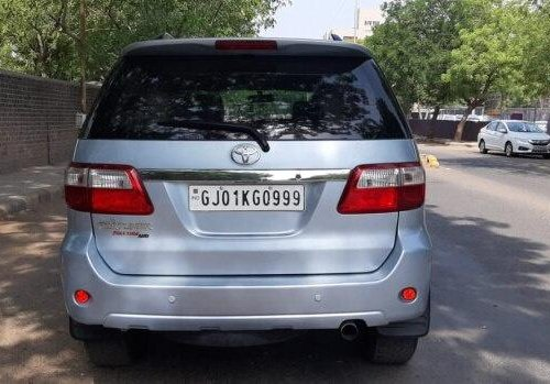 Used Toyota Fortuner 3.0 Diesel 2010 MT for sale in Ahmedabad