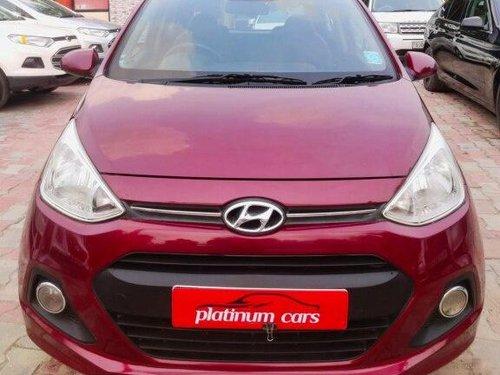 Used Hyundai Grand i10 Magna 2015 MT for sale in Ahmedabad