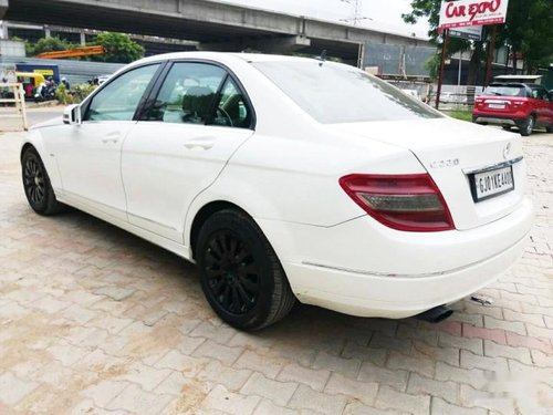 Used 2009 Mercedes Benz C-Class MT for sale in Ahmedabad