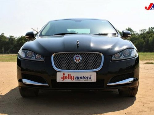 Used 2014 Jaguar XF AT for sale in Ahmedabad