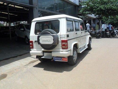 Used Mahindra Bolero 2013 MT for sale in Bangalore
