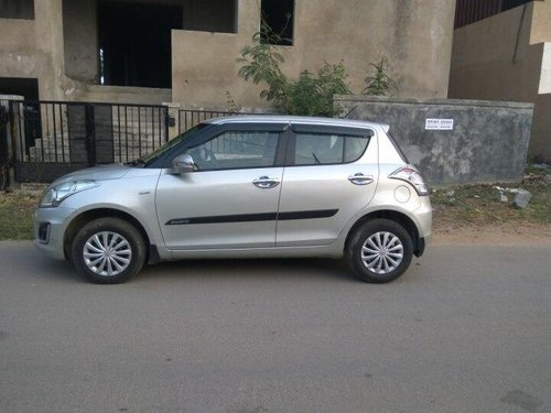 Used Maruti Suzuki Swift VDI 2015 MT for sale in Hyderabad -7