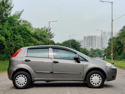 Used 2010 Fiat Punto MT for sale in Hyderabad