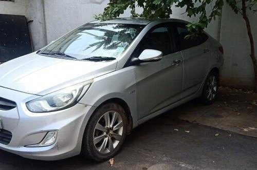 Hyundai Verna SX Opt AT Diesel 2012 AT for sale in Chennai