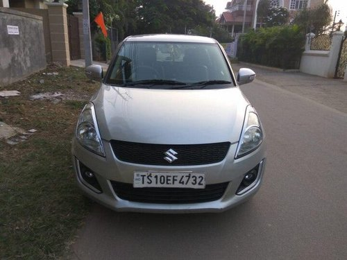 Used Maruti Suzuki Swift VDI 2015 MT for sale in Hyderabad -9