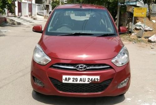 Hyundai i10 Sportz 1.2 AT 2012 AT for sale in Hyderabad