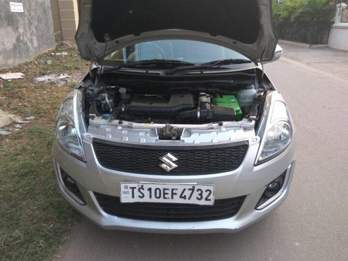 Used Maruti Suzuki Swift VDI 2015 MT for sale in Hyderabad -1