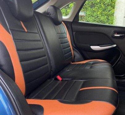 Used 2018 Maruti Suzuki Baleno MT for sale in Surat