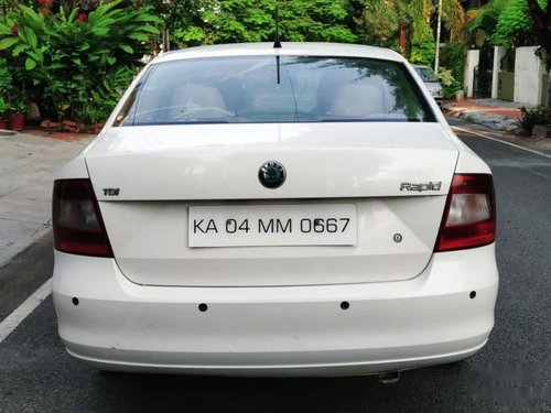 Used 2013 Skoda Rapid AT for sale in Bangalore