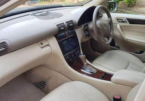 Used Mercedes-Benz C-Class 2007 AT for sale in Pune