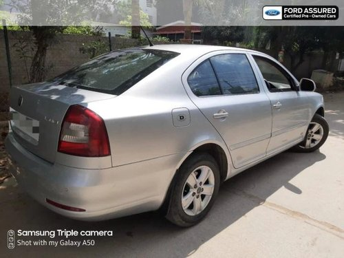 Used Skoda Laura Ambiente 2.0 TDI CR AT 2011 AT in Hyderabad