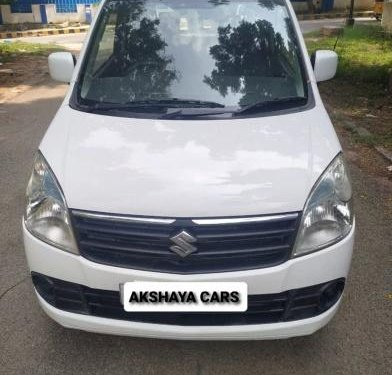 Used Maruti Suzuki Wagon R VXI 2010 MT for sale in Hyderabad