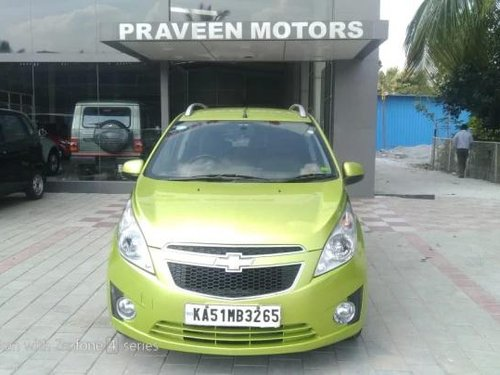 Used Chevrolet Beat 2011 MT for sale in Bangalore