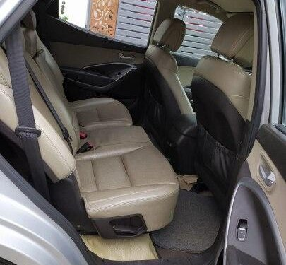 Used 2015 Hyundai Santa Fe 2WD AT for sale in Chennai