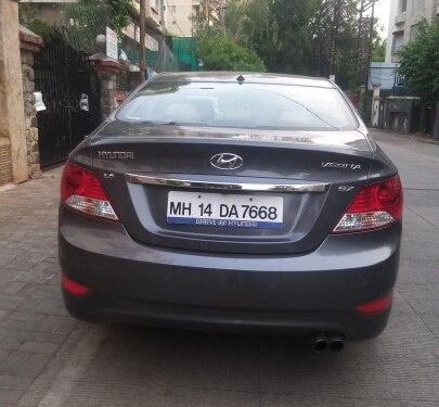 Used 2011 Hyundai Verna AT for sale in Pune