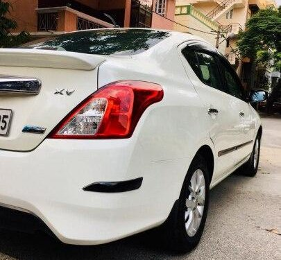 Nissan Sunny XV D Premium Leather 2014 MT for sale in Bangalore