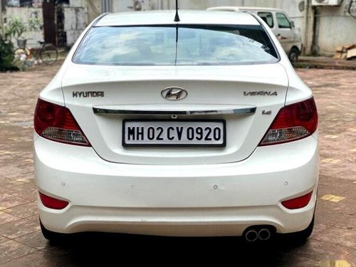 Used Hyundai Verna SX 2012 MT for sale in Mumbai