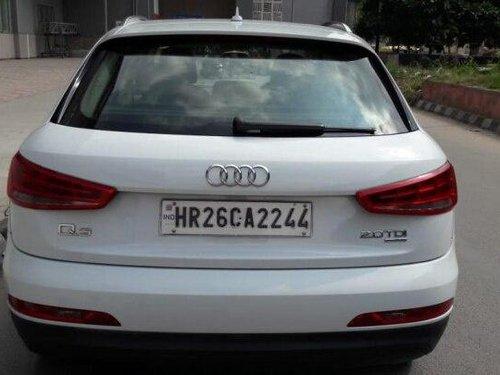 Audi Q3 2.0 TDI Quattro Premium Plus 2013 AT for sale in New Delhi