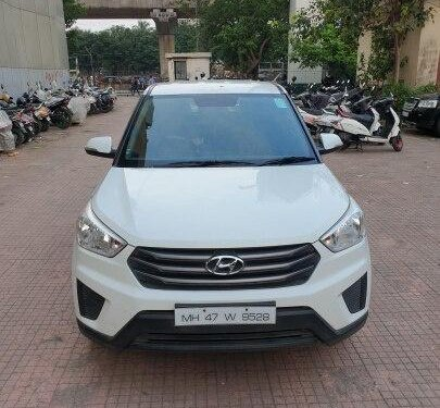 Used Hyundai Creta 1.4 E Plus 2017 MT for sale in Mumbai-9