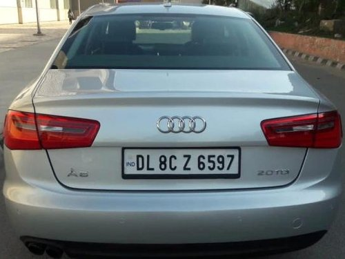 Used Audi A6 2013 AT for sale in New Delhi