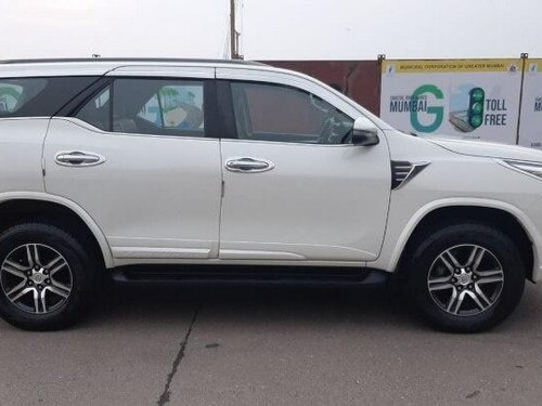 Used Toyota Fortuner 2.8 2WD AT 2018 AT for sale in Mumbai
