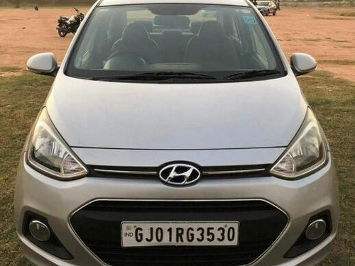 Used Hyundai Xcent 1.2 Kappa S Option 2014 MT for sale in Ahmedabad