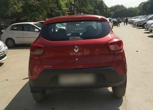 Used 2016 Renault KWID MT for sale in Faridabad
