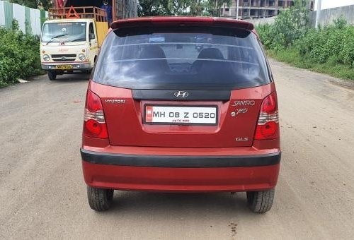 Used 2011 Hyundai Santro Xing GLS MT for sale in Pune