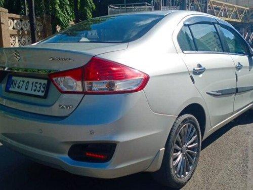 Used Maruti Suzuki Ciaz 2016 AT for sale in Thane