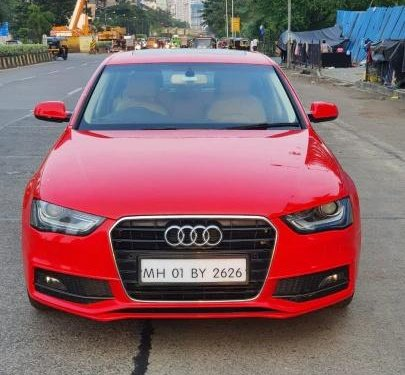 Used 2015 Audi A4 AT for sale in Mumbai