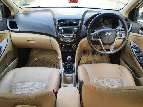 Hyundai Verna SX Opt Diesel 2015 MT for sale in New Delhi