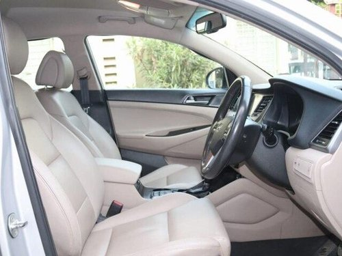 Used Hyundai Tucson 2017 AT for sale in Ahmedabad
