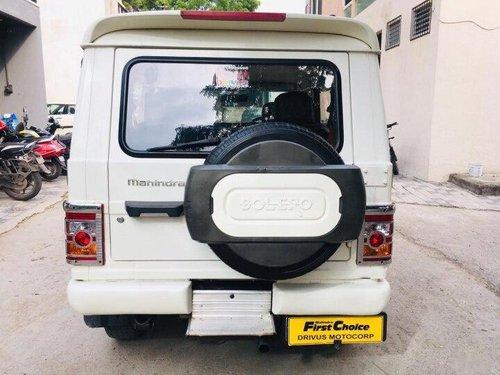 Used Mahindra Bolero 2015 MT for sale in Indore