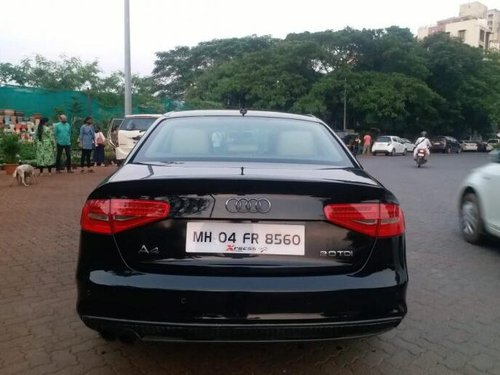 Used 2012 Audi A4 AT for sale in Mumbai