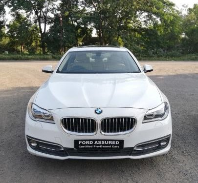 Used BMW 5 Series 2017 AT for sale in Aurangabad