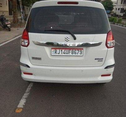 Used 2018 Maruti Suzuki Ertiga MT for sale in Jaipur