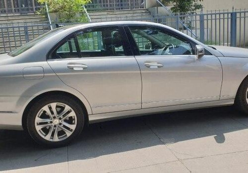 Used Mercedes Benz C-Class 2013 AT for sale in Pune