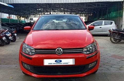 Used Volkswagen Polo 1.2 MPI Highline 2013 MT for sale in Coimbatore