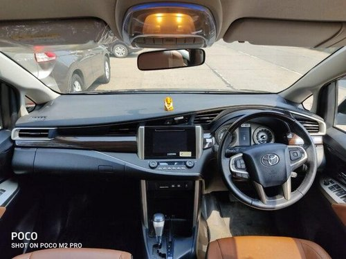 Toyota Innova Crysta 2.8 ZX AT 2018 AT for sale in Mumbai -1