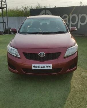 Used Toyota Corolla Altis 2010 MT for sale in Mumbai