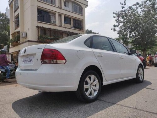 Used Volkswagen Vento 2012 AT for sale in Mumbai