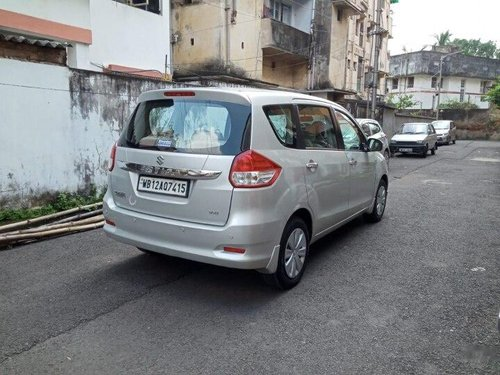 Used Maruti Suzuki Ertiga VXI 2017 MT for sale in Kolkata