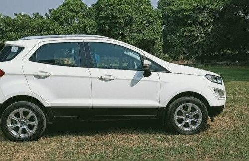 Used Ford EcoSport 1.5 Petrol Titanium 2018 AT for sale in New Delhi