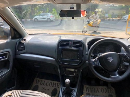 Maruti Suzuki Vitara Brezza ZDi Plus AMT Dual Tone 2016 AT in New Delhi