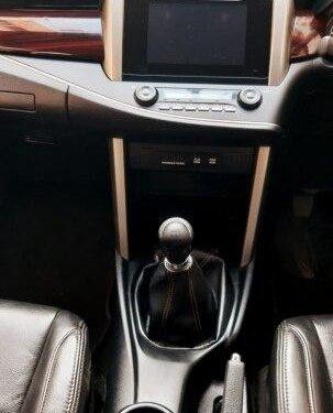 Used Toyota Innova Crysta 2.4 VX MT 2016 MT for sale in Chennai
