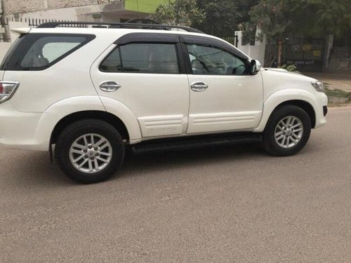 Used 2013 Toyota Fortuner MT for sale in Lucknow