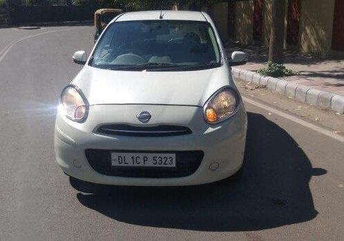 Used Nissan Micra XV D 2013 MT for sale in New Delhi
